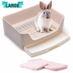 Pet Rabbit Litter Box