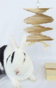 popsicle stick rabbit toy