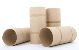 DIY Rabbit Toy toilet paper roll