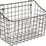Spectrum Wire Basket Hay Feeder