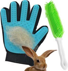 rabbit brushes